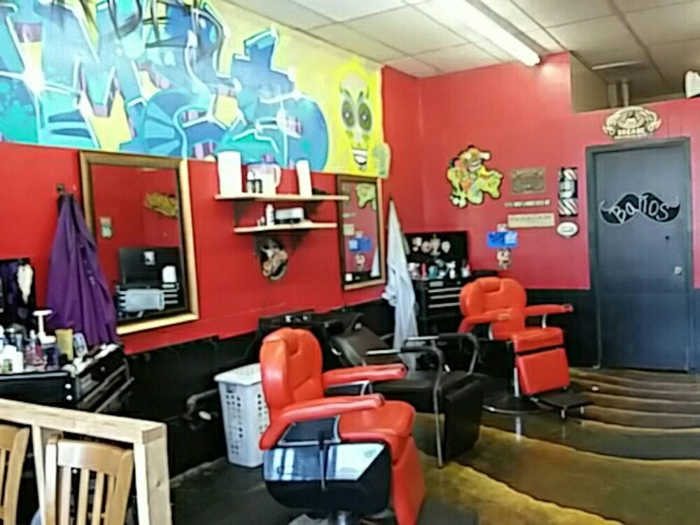 Faded times barbershop: 800 Juan Tabo Blvd NE, Albuquerque, NM