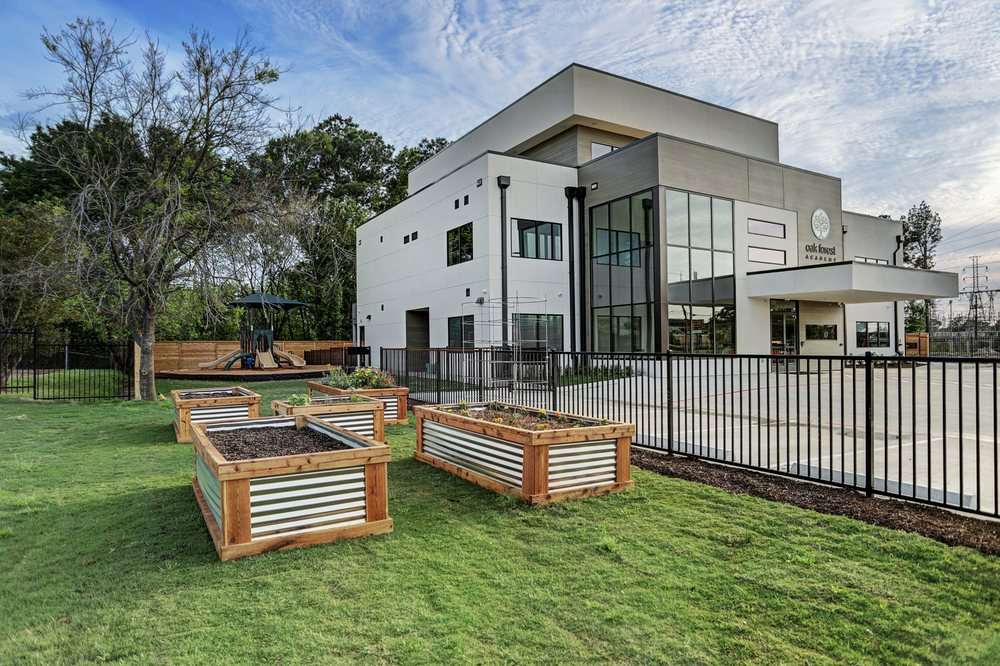 Oak Forest Academy: 1901 W 34th St, Houston, TX
