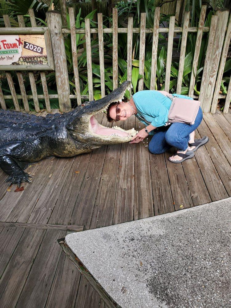Social Spots from Alligator Farm Zoological Park