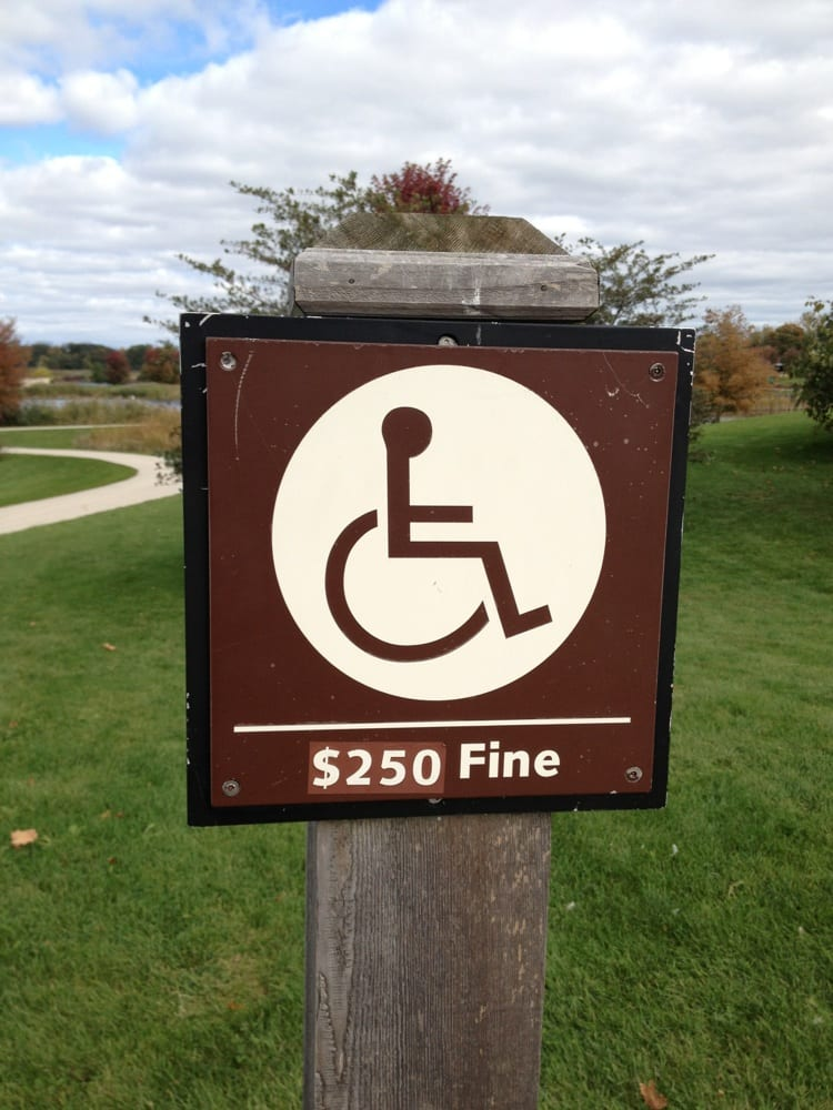 It seems wrong to charge someone who 39 s physically disabled for Forest grove plumbing