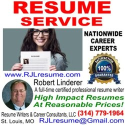 Rjl Professional Resume Writers And Career Consultants Career