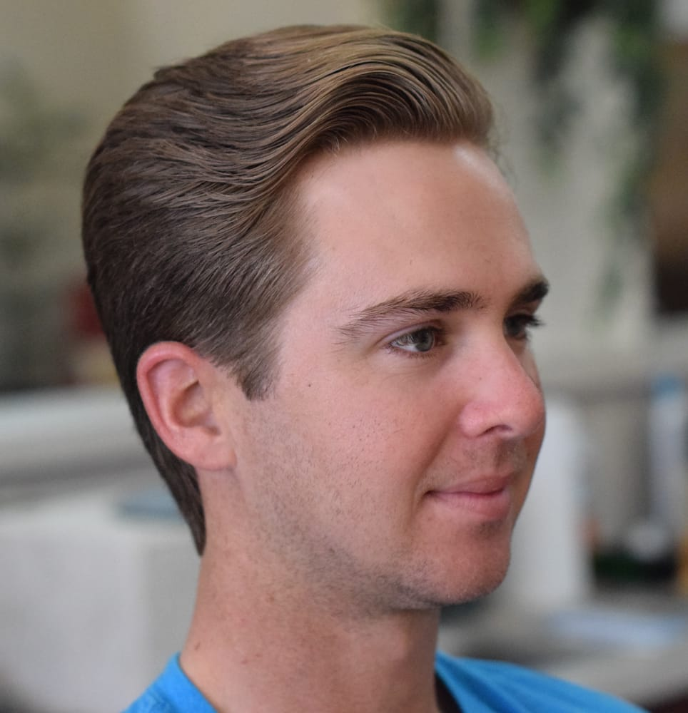 Executive business hairstyles. One of our specialties. - Yelp