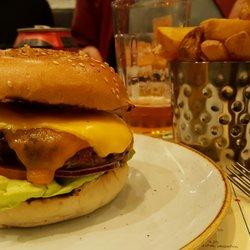 Gourmet Burger Kitchen - 35 Photos & 25 Reviews - Burgers - 160 ...