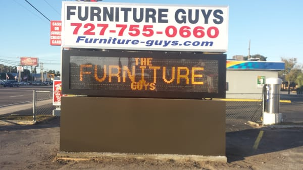 The Furniture Guys 6715 66th St Pinellas Park, FL Furniture Stores    MapQuest