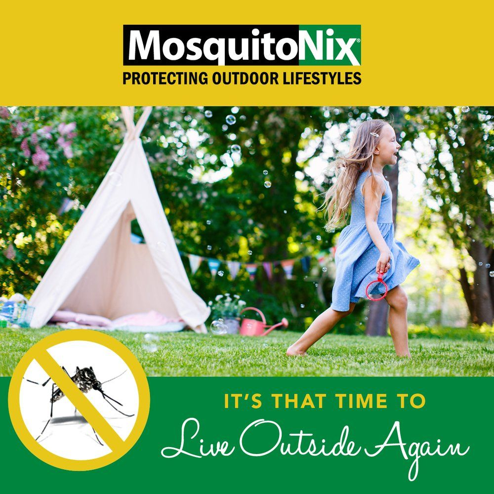 MosquitoNix Mosquito Control and Misting Systems