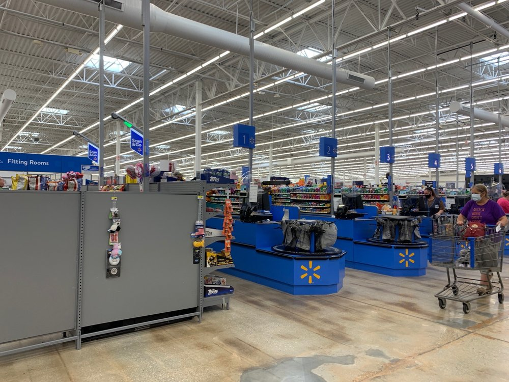 Walmart Supercenter: 13001 Hwy 90, Boutte, LA