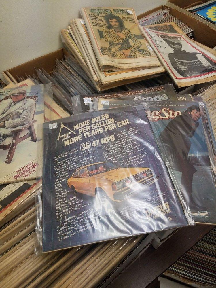 Phil's Records: 3914 Winston Ave, Covington, KY