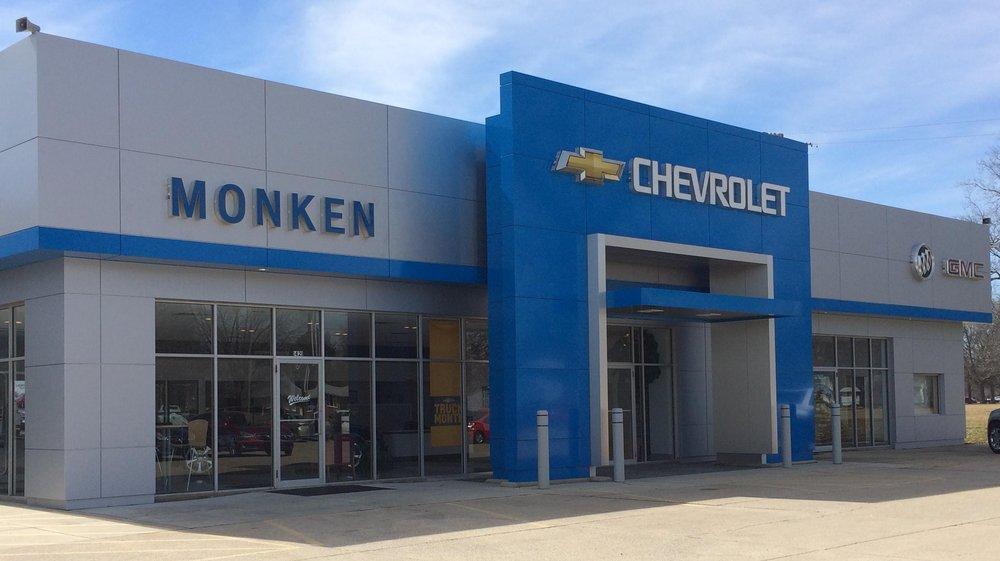 Monken Chevrolet Buick GMC: 1421 W Mccord St, Centralia, IL