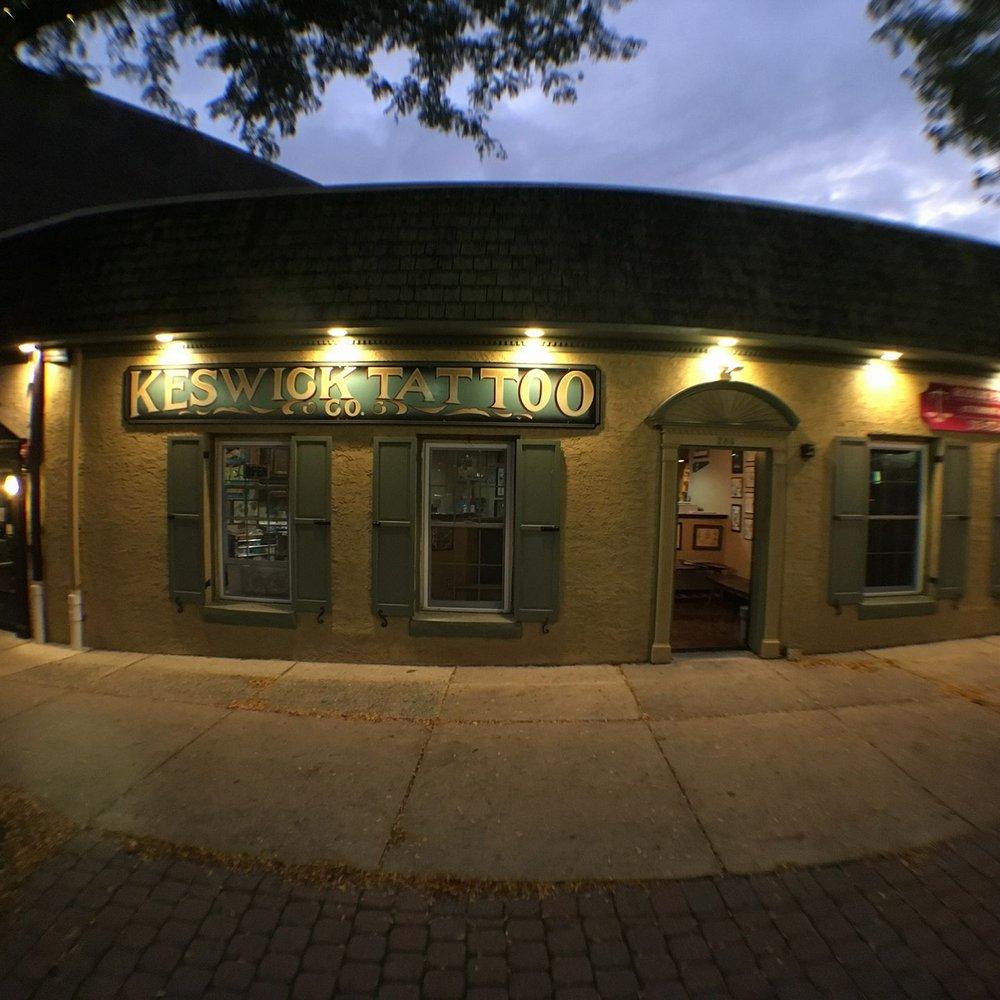 Keswick Tattoo Company: 284 N Keswick Ave, Glenside, PA