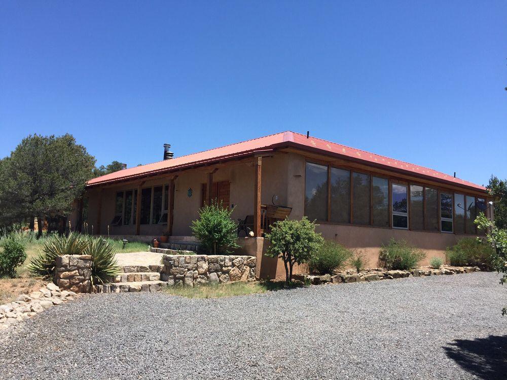 Casa Manzano: 103 Forest Rd 321, Estancia, NM