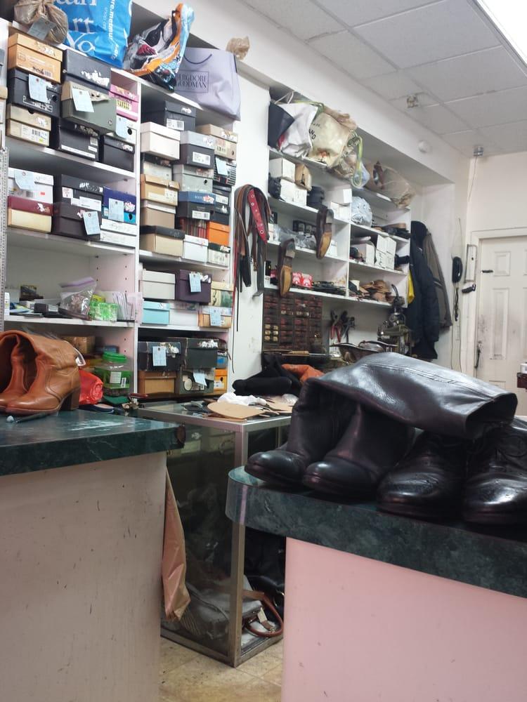 Shoe Repair Upper West Side Columbus