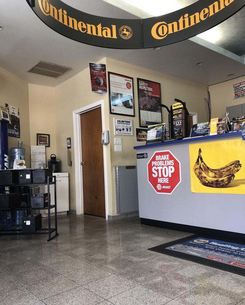 A Euro American Auto & Tire Center