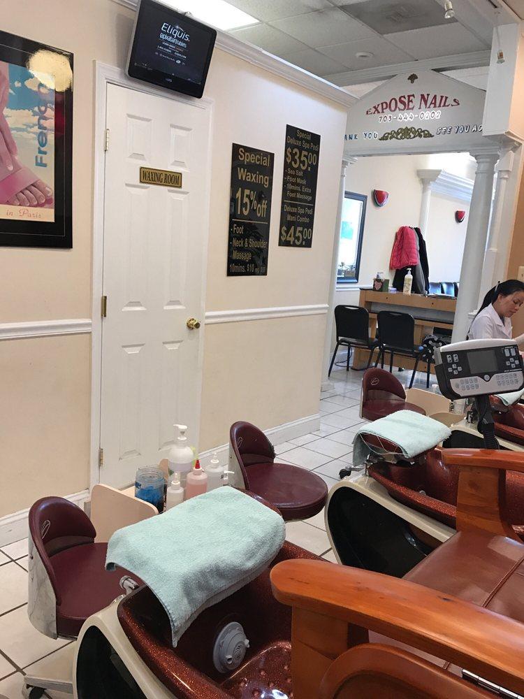 Photo of Expose Nail Salon: Sterling, VA