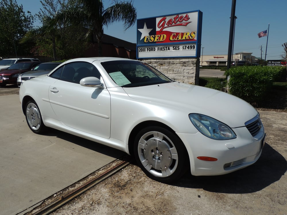 Used Cars Near Pearland Tx