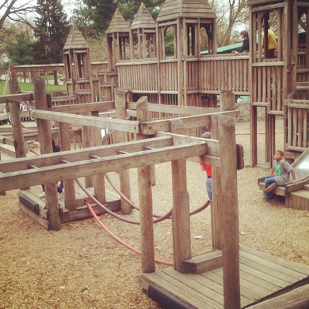 Highlands Ranch Locksmith: About 1/3 Of The Super Playground. My 4 Year Old Niece