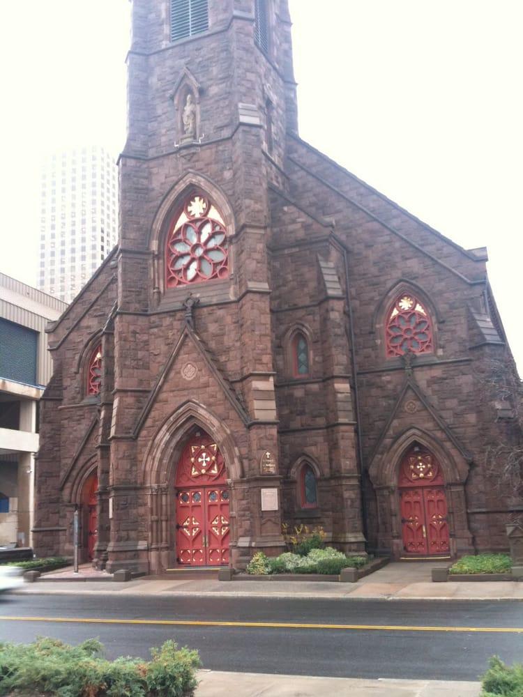 St Patrick St Anthony Church