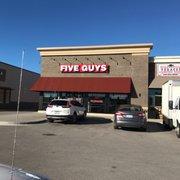 Cajun Fries P O Of Five Guys Lord Mi United States