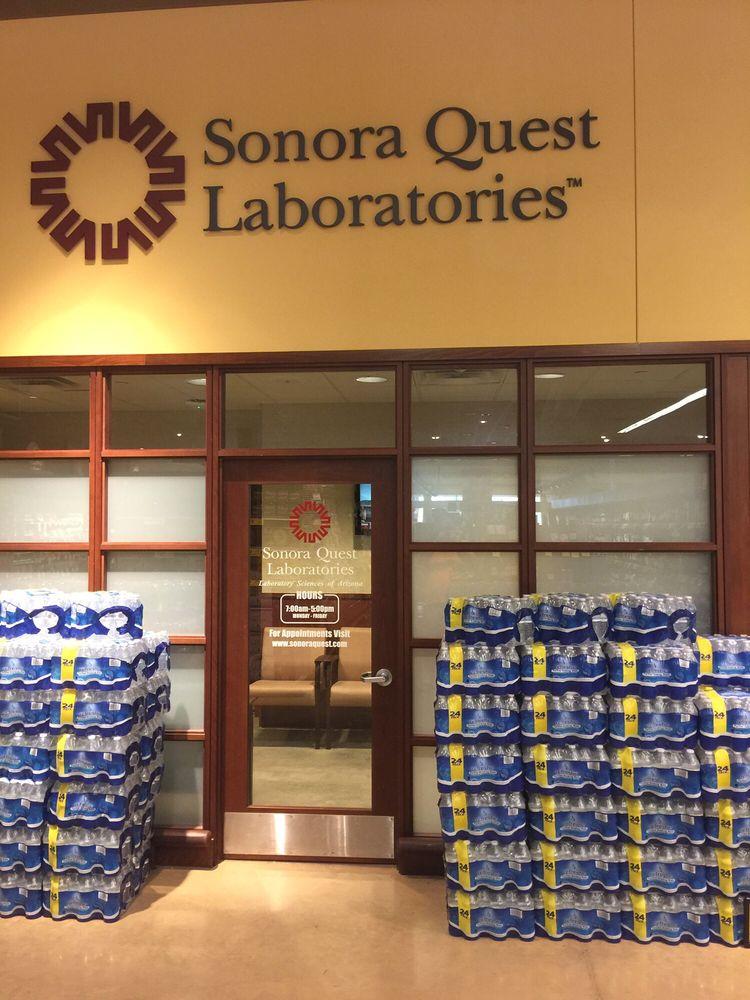 Sonora Quest Laboratories: 9890 S Estrella Pkwy, Goodyear, AZ