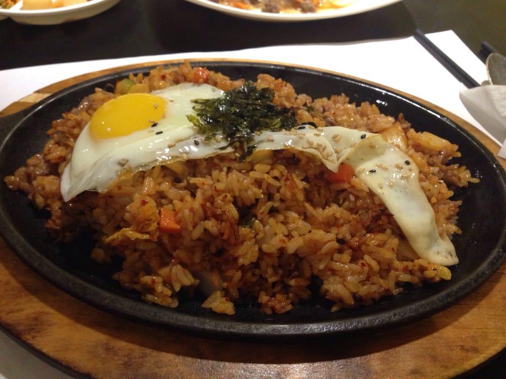 Windsor seoul restaurant 17 foto cucina coreana 2050 for Cucina coreana