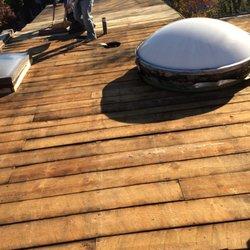 Photo Of Hermetica   Alexandria, VA, United States. Copper Roof Job  Construction Process