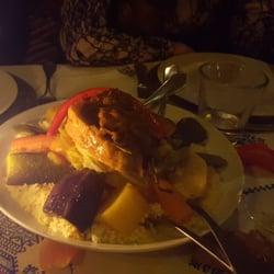 Yacout - 30 foto e 16 recensioni - Cucina marocchina - Via Cadore 23 ...