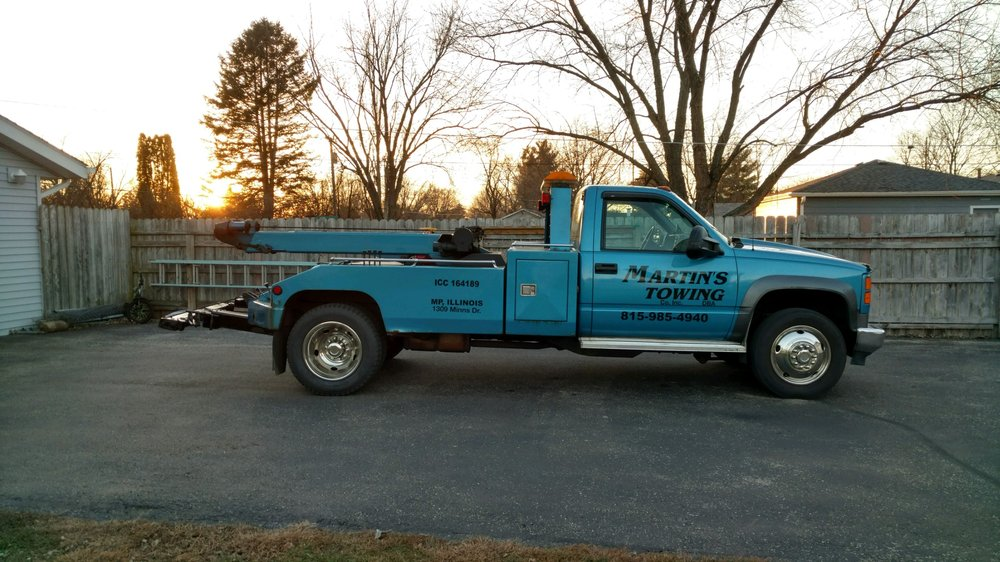 Towing business in Machesney Park, IL