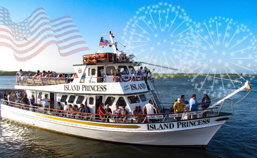 Island Princess Fishing Boat: 3500 E Ocean Pkwy, Babylon, NY
