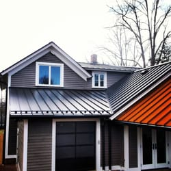 Photo Of Balken Roofing   Swannanoa, NC, United States. Standing Seam Metal  Roof