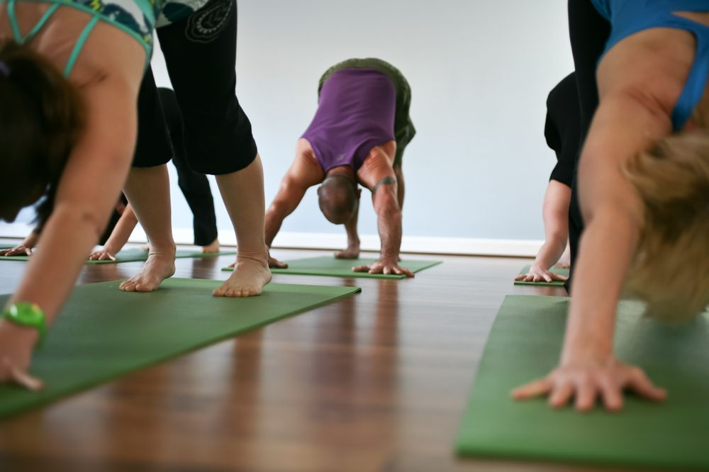 Rolling Brook Yoga: 1715 Edmondson Ave, Catonsville, MD