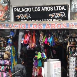 1805d9dd49b0 El Palacio de los Aros - Joyerías - San Pablo 1028, Santiago Centro ...