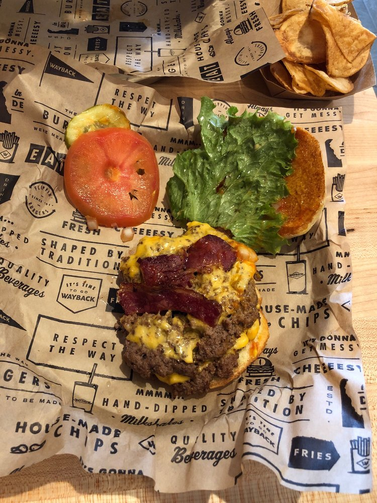 Wayback Burgers: 3515 Chamblee Tucker Rd, Atlanta, GA