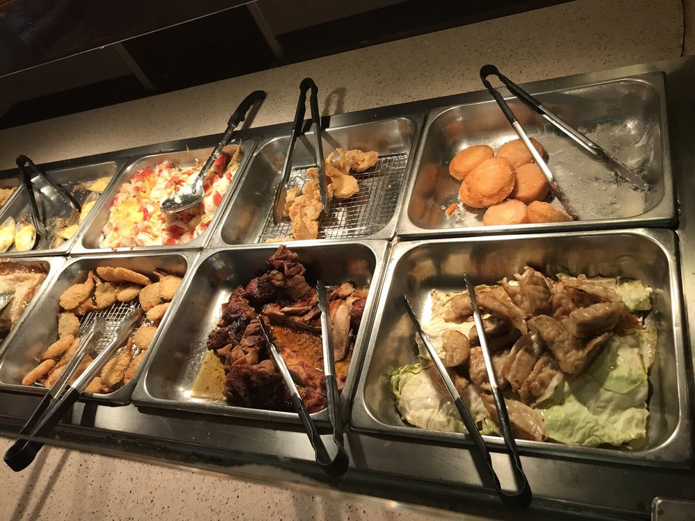 Lucky Star Buffet: 1239 W 3rd St, Alliance, NE