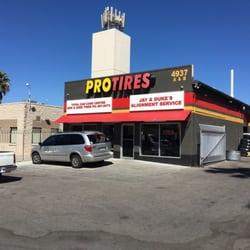 Pro Tires Tires 4937 E Speedway Blvd St Cyrils Tucson Az