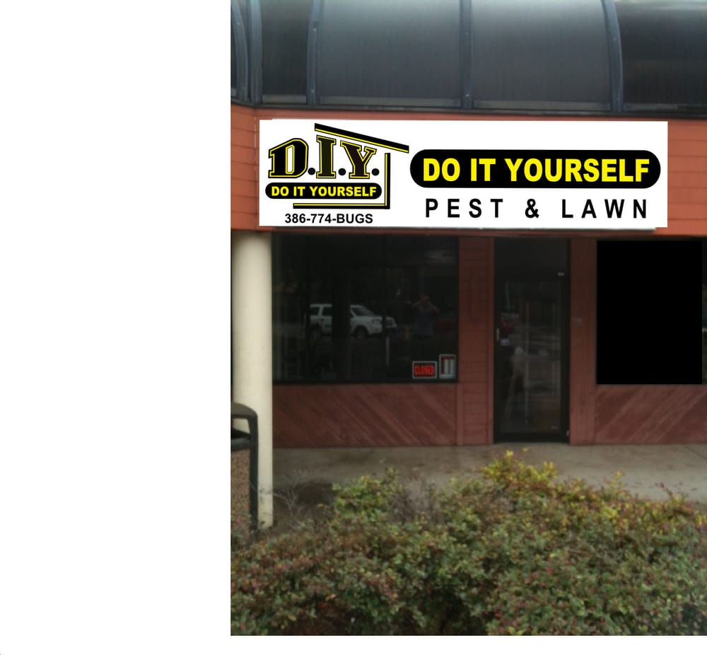 Do it Yourself Pest and Lawn - Landscaping