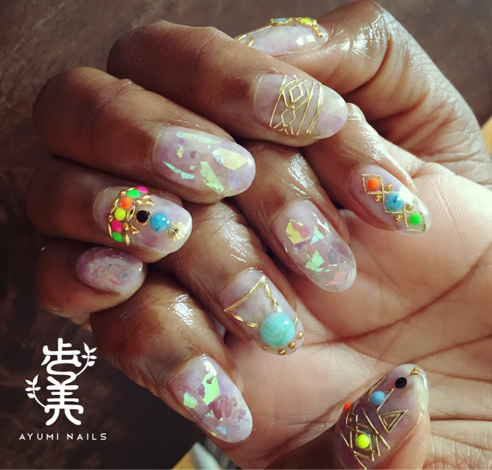 Japanese gel, nail art, wynwood, Miami - Yelp