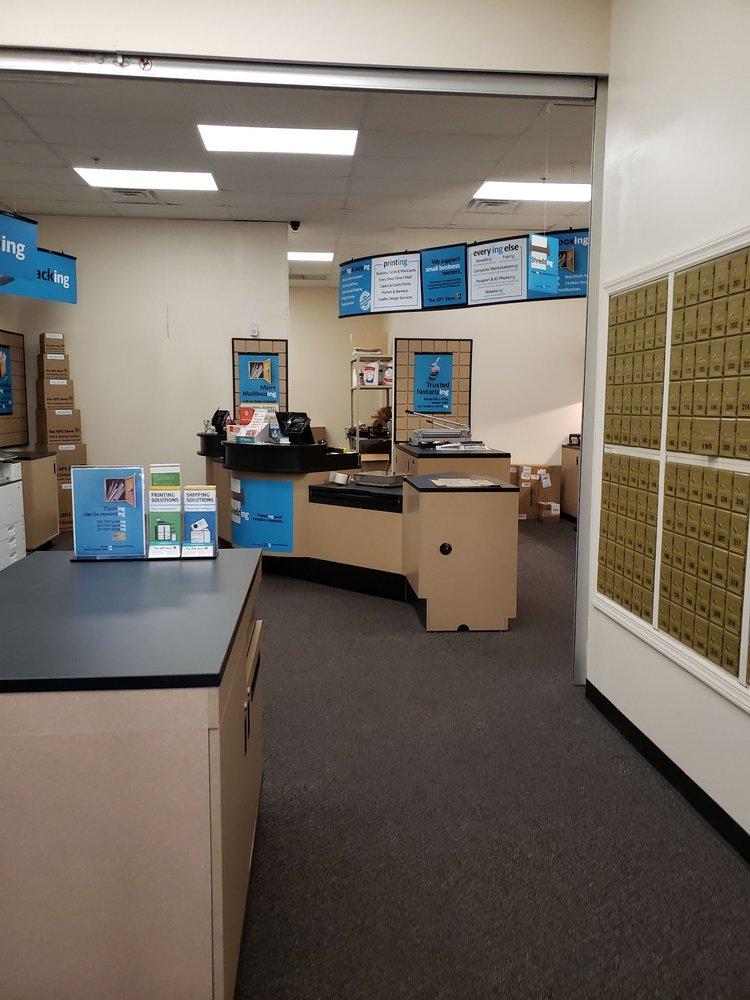 The UPS Store: 186 Columbia Turnpike, Florham Park, NJ
