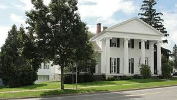 Cazenovia Public Library: 100 Albany St, Cazenovia, NY