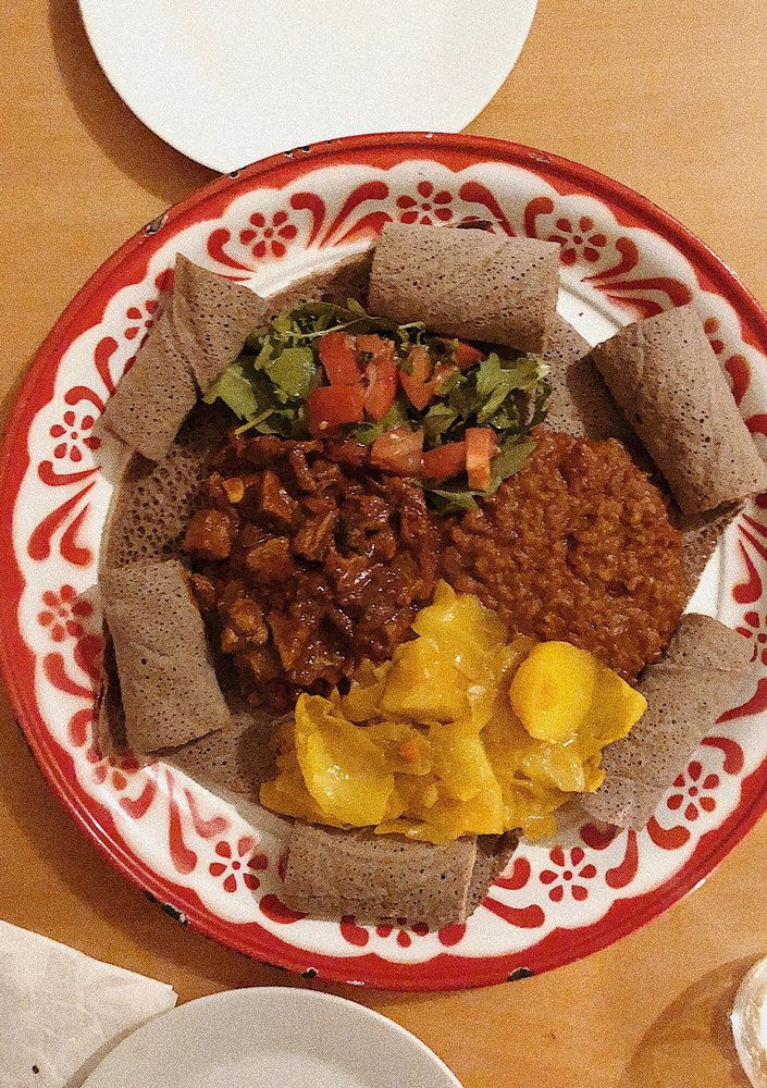Abyssinian Kitchen: 2625 SE 21st Ave, Portland, OR