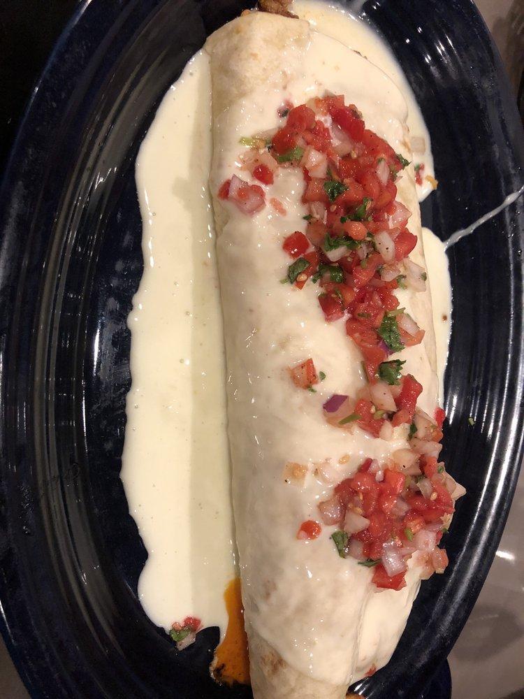Las Trancas Mexican Restaraunt: 41 Bosley Pkwy, Parkersburg, WV