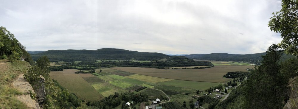 Vroman's Nose Trail: 264 Mill Valley Rd, Middleburgh, NY