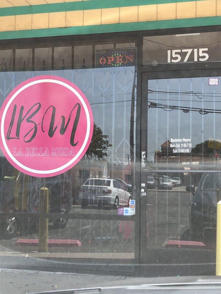 La Bella Moda Boutique: 15715 Amar Rd, La Puente, CA