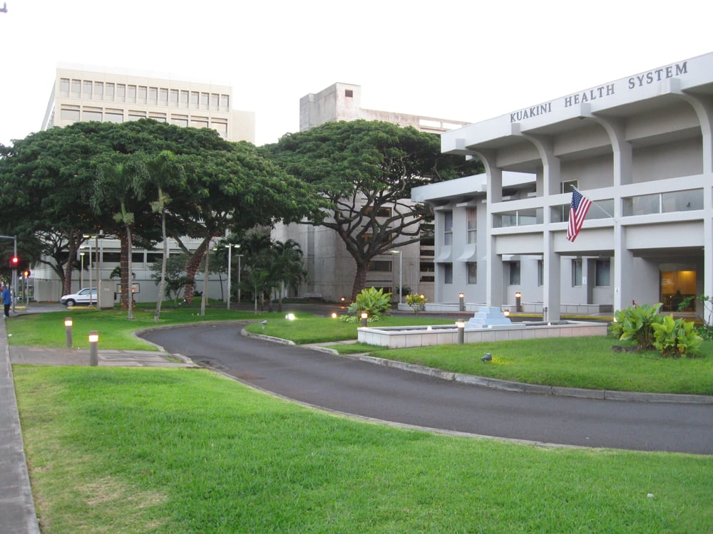 Another View Of Kuakini Medical Center Youll Find Us In Suite 804