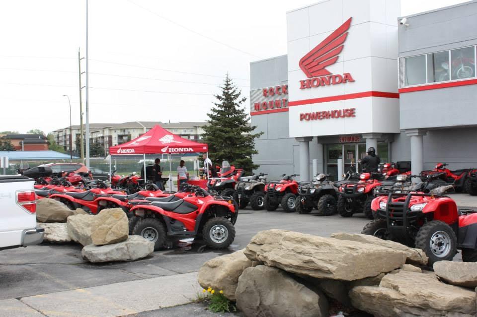 Honda Motorcycles Calgary >> Rocky Mountain Honda Powerhouse Motorcycle Dealers 15220