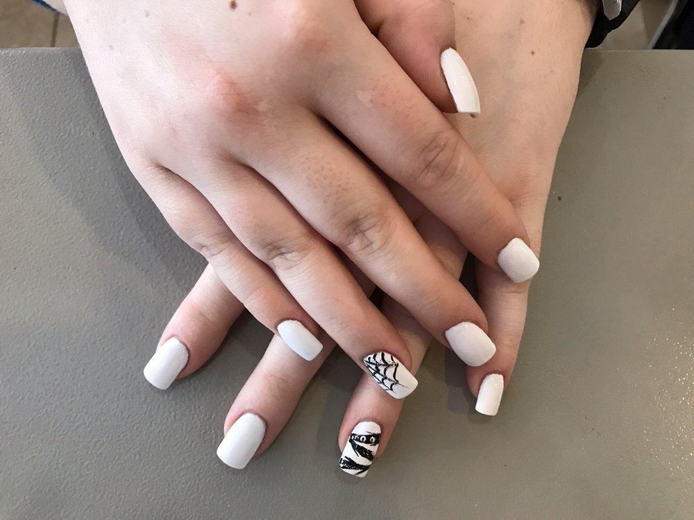 Fashion Nail Beauty Spa Elizabeth Nj: Nails Sonw By Chi