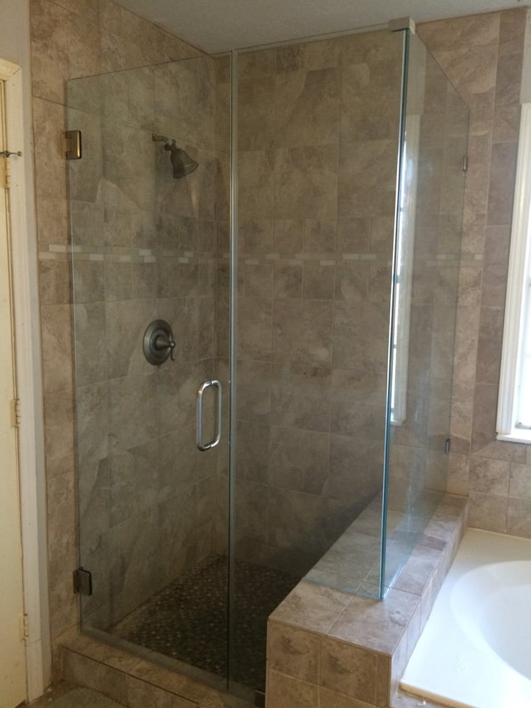 frameless glass shower doors and enclosures at fair prices