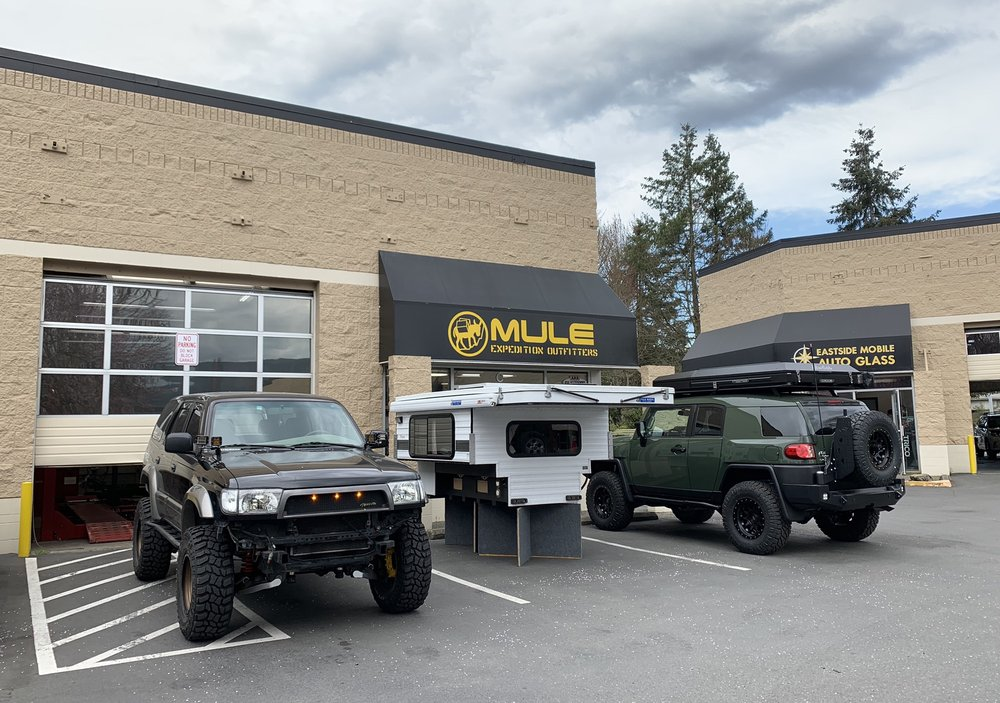Mule Expedition Outfitters: 1875 NW Poplar Way, Issaquah, WA
