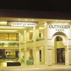 management and outrigger hotels