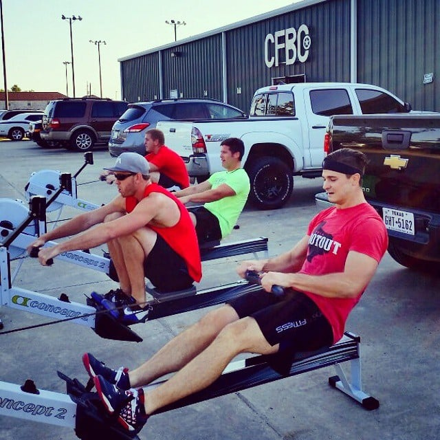 CrossFit Bridge City: 405 Parkside Pl Dr, Bridge City, TX