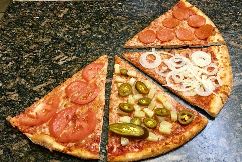 Santana Pizza: 3957 Florida Blvd, Palm Beach Gardens, FL