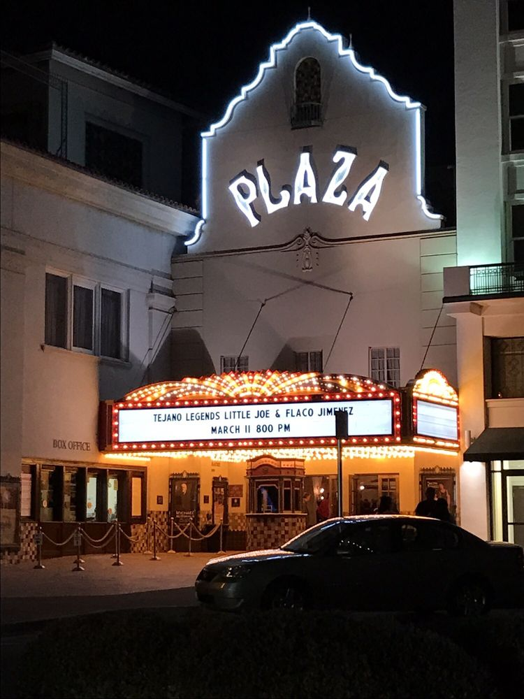 The Plaza Theatre Performing Arts Center: 125 Pioneer Plz, El Paso, TX